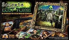 Secrets of the Lost Tomb - Core Adventure Game - 1st Edition