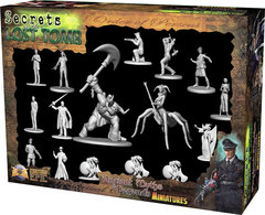 Secrets of the Lost Tomb Ancient Myths Legends Miniatures