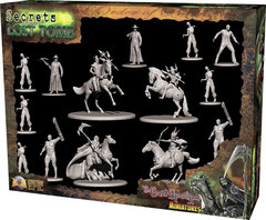 Secrets of the Lost Tomb Core Great Apocalypse Miniatures