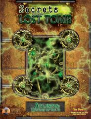 Secrets of the Lost Tomb Atlantis: Mystery of the 13 Tile Pack II