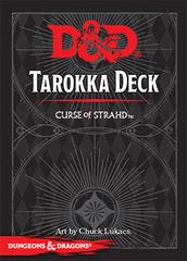 Dungeons And Dragons: Curse of Strahd Tarrokka Deck