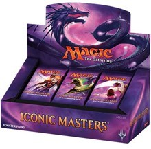 Iconic Masters - Booster Box