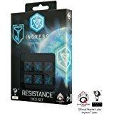 Ingress 6D6 Resistance set