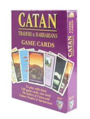 Catan Traders & Barbarians Replacement Cards