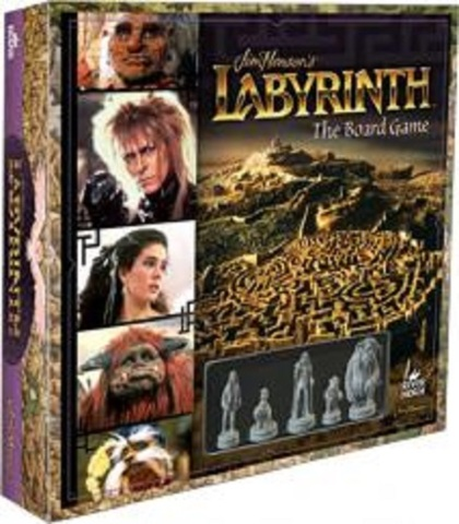 Jim Henson's Labyrinth: The Board Game (2016)