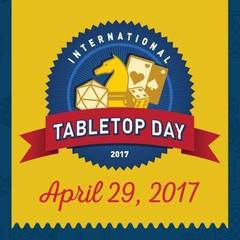 International Tabletop Day (Apr 29th)