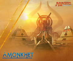 Amonkhet Booster Draft