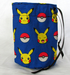 Small Pikachu Dice Bag