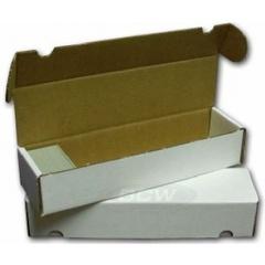 Cardboard Box 1000 card with Lid