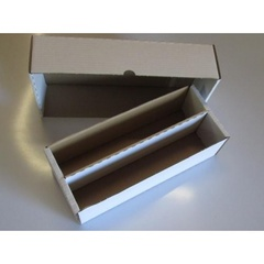 Cardboard Box 2000 card with Lid