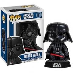 Funko POP! - Star Wars - Darth Vader Bobble Head 4-inch