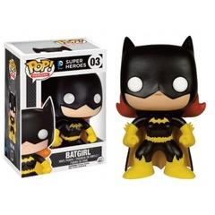 Funko! POP! Heroes DC Comics - Classic Batgirl Black Variant Vinyl Figure 10cm limited