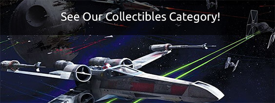 See Our Collectibles Category!