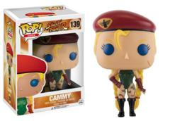 Cammy Street Fighter POP! #139