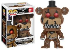 Funko Pop - Five Nights at Freddy's - #111 - Nightmare Freddy