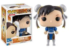 Chun-Li Street Fighter POP! #136