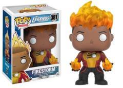 Firestorm POP! #381