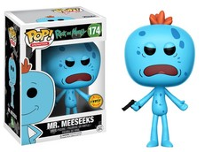 #174 - Mr. Meeseeks Chase - Rick and Morty