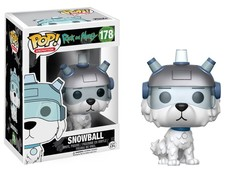 #178 - Snowball - Rick and Morty