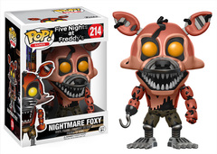 Funko Pop - Five Nights at Freddy's - #214 - Nightmare Foxy