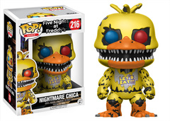 Funko Pop - Five Nights at Freddy's - #216 - Nightmare Chica