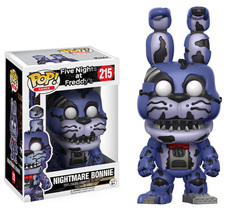 Funko Pop - Five Nights at Freddy's - #215 - Nightmare Bonnie