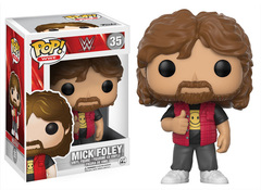 Funko Pop - WWE - #35 - Mick Foley
