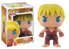 Ken Street Fighter POP! #138