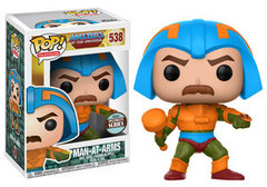 Funko POP - Masters of the Universe - #538 - Man-at-Arms