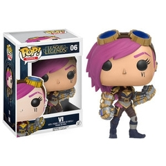 Funko Pop - League of Legends - #06 - Vi