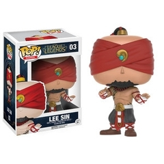 Funko Pop - League of Legends - #03 - Lee Sin