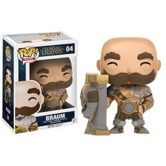 Funko Pop - League of Legends - #04 - Braum