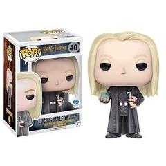 Funko Pop - Harry Potter - #40 - Lucius Malfoy (Holding Prophecy/F.Y.E. Exclusive)