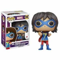 Funko Pop - Marvel - #190 - Ms. Marvel (Kamala Khan/Walgreens Exclusive)