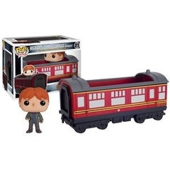 Funko Pop - Harry Potter - #21 - Hogwarts Express Carriage with Ron Weasley