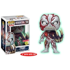 Funko Pop - Resident Evil - #159 - Tyrant (Glows in the Dark/Target Exclusive)