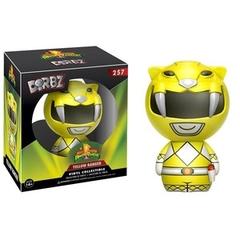Funko Dorbz - Mighty Morphin Power Rangers - #257 - Yellow Ranger