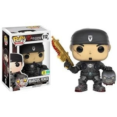 Funko Pop - Gears of War #112 Marcus Fenix - 2016 summer