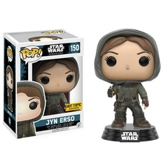 Funko Pop - Star Wars - #150 - Jyn Erso (Hot Topic Excl)