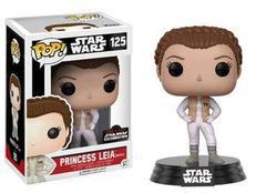 Funko Pop - Star Wars - #125 - Princess Leia Hoth (Celebration Sticker)