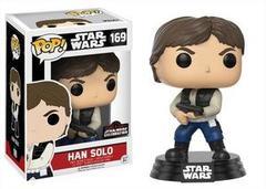 Funko Pop - Star Wars - #169 - Han Solo (Celebration Sticker)