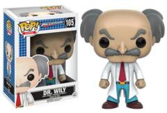 Funko Pop - Megaman - #105 - Dr. Wiley
