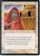 Abbey Matron (Hood)