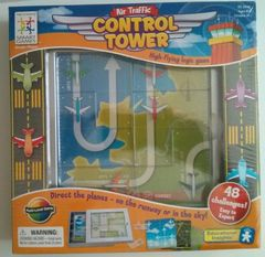 Air Traffic Control Tower (OOP)