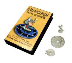 Munchkin Level Counter -Metal