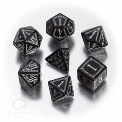 Carrion Crown Pathfinder 7 Dice Set