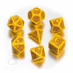 Skull & Shackles Pathfinder 7 Dice Set