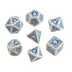 Mummy's Mask Pathfinder 7 Dice Set