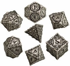 Metal Pathfinder 7 Dice Set
