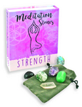 Strength Meditation Stones